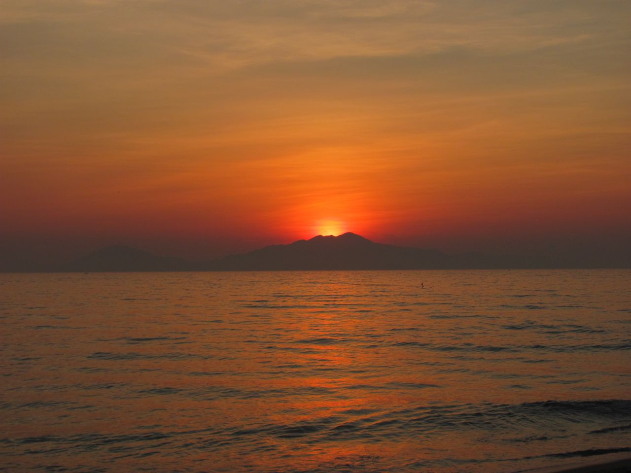 Sunrise at Cua Dai Beach-2