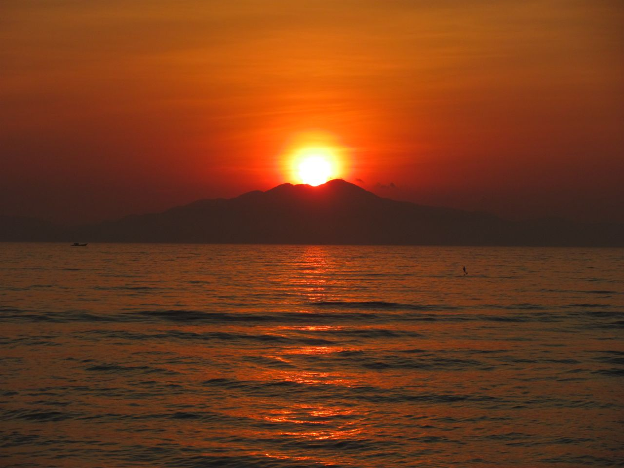Sunrise at Cua Dai Beach-3