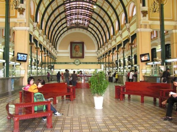 Post Office HCMC