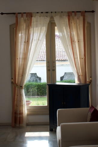 Sarees to curtains