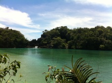 Hike on Sempu Island