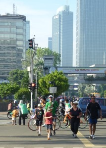 car free Sunday #3
