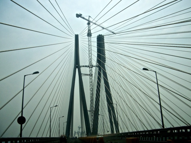 Bandra-Worli Sea Link, Mumbai