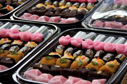Photo walk Flower & Cake markets