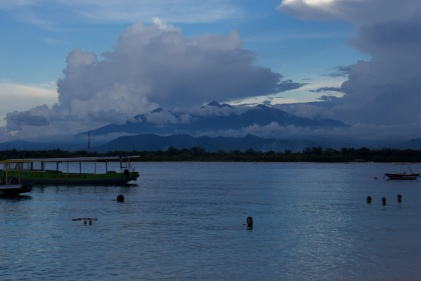 Seaside at Gili
