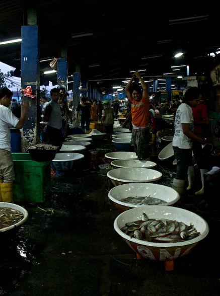 Photo walk Pasar Ikan