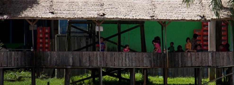 River cruise Pelangkaraya