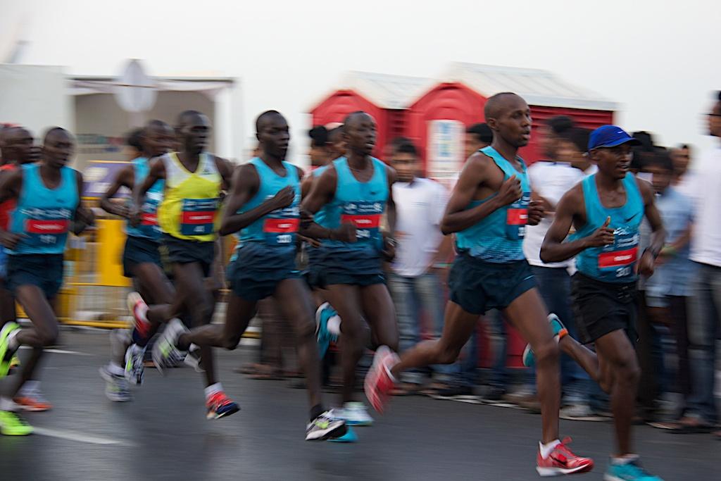 The Marathon ThatWas