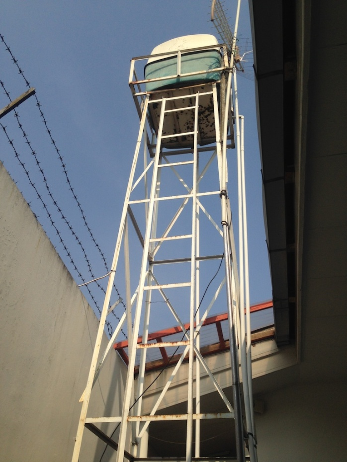 Water tank 2