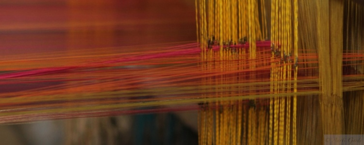 Maheshwari Weaving