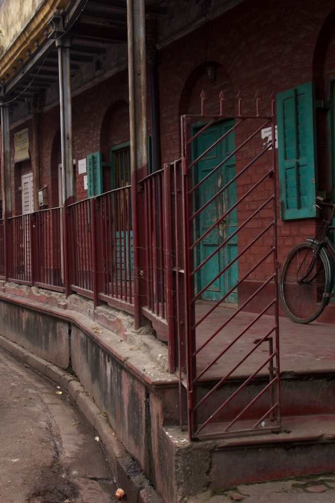 On the Streets of Kolkata - #1 (5/6)