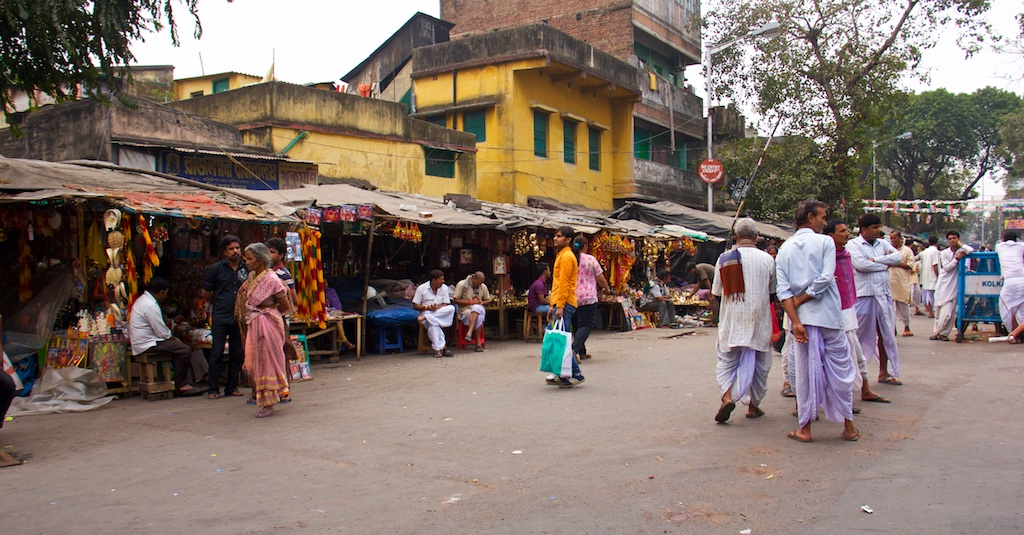 On the Streets of Kolkata – #1