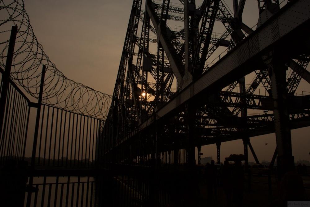 On the Streets of Kolkata - #2 (A Tale of 2 Bridges) (6/6)