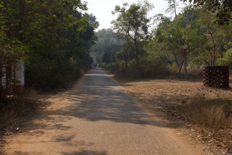 Weekend in Shantiniketan