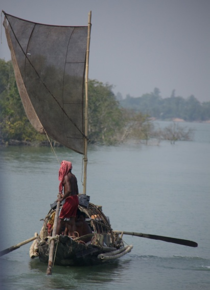 Tour around Sunderban