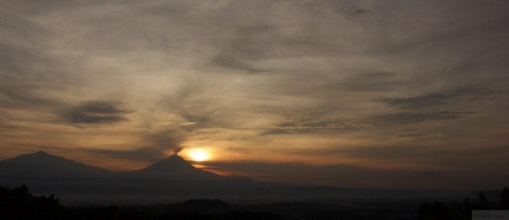 Just Another Gorgeous Sunrise at Borobudur