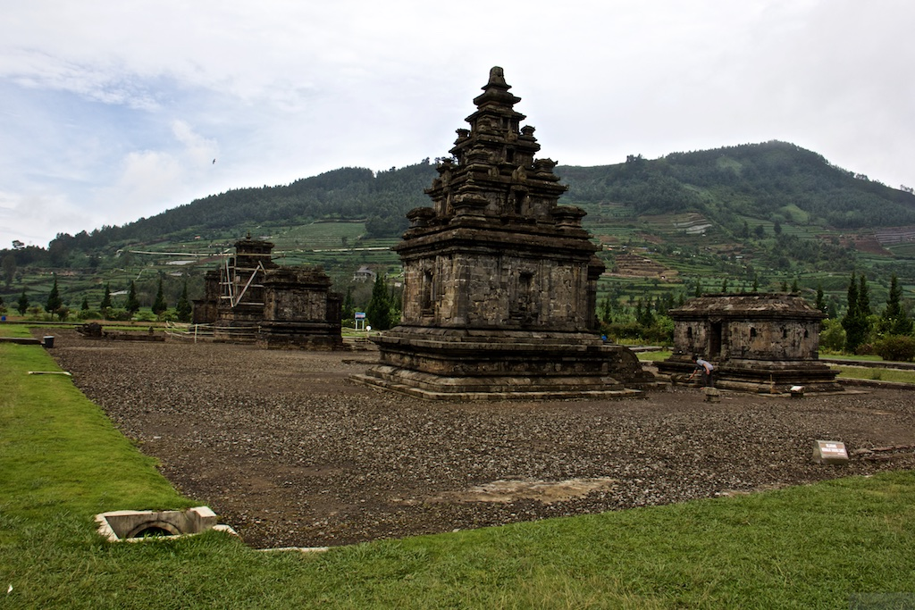 The Beauty of Dieng