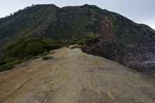 Hike to Kawah Ijen