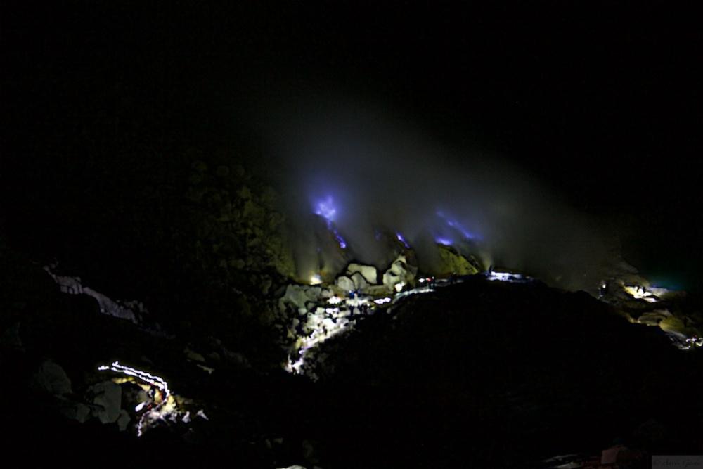 I climbed up a volcano! (2/6)