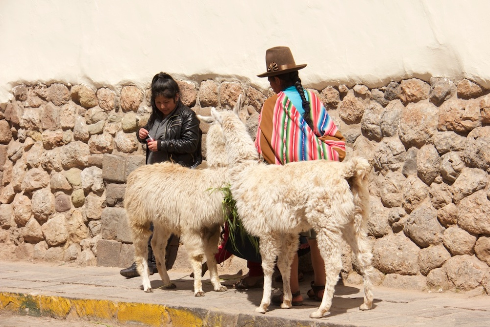 Walking in Cusco..or..the day I lost my iPhone (2/6)