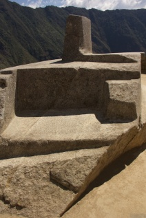 Intiwatana (sundial)