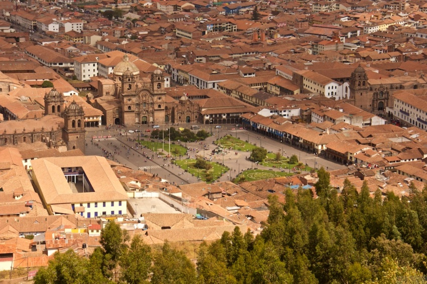 Views of Cusco
