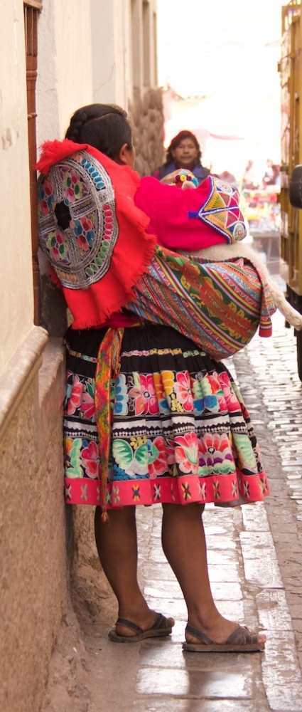 Walking in Cusco..or..the day I lost my iPhone (4/6)