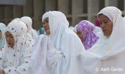 Eid prayers