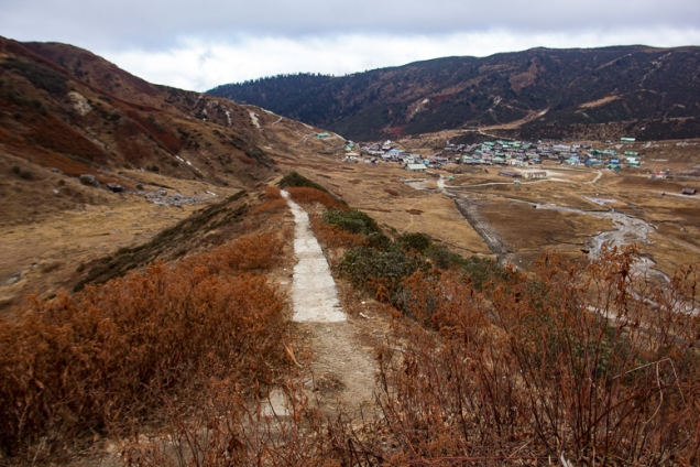 Nathang Valley