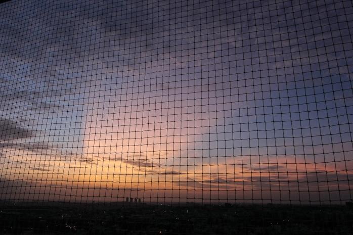 Bangalore sunset-2