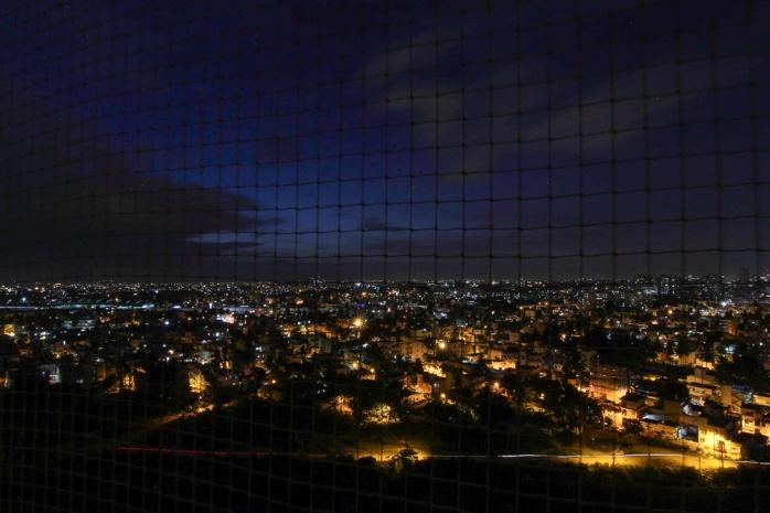 Bangalore sunset-4