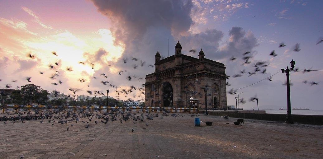 Will walk with friends @Mumbai