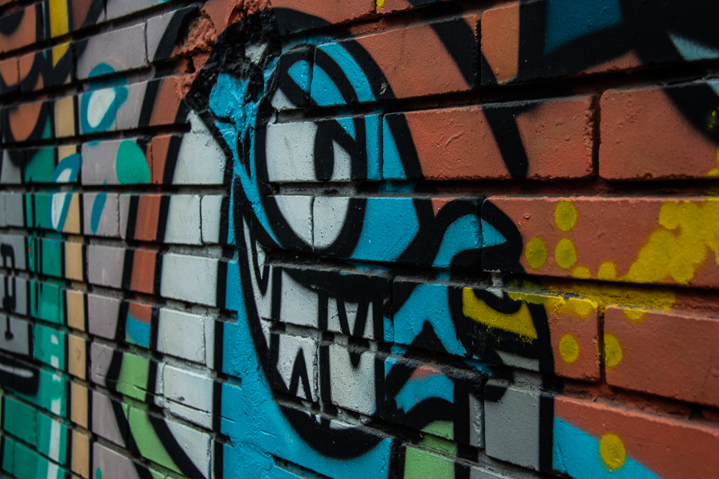 Colours of Bogotá – StreetArt