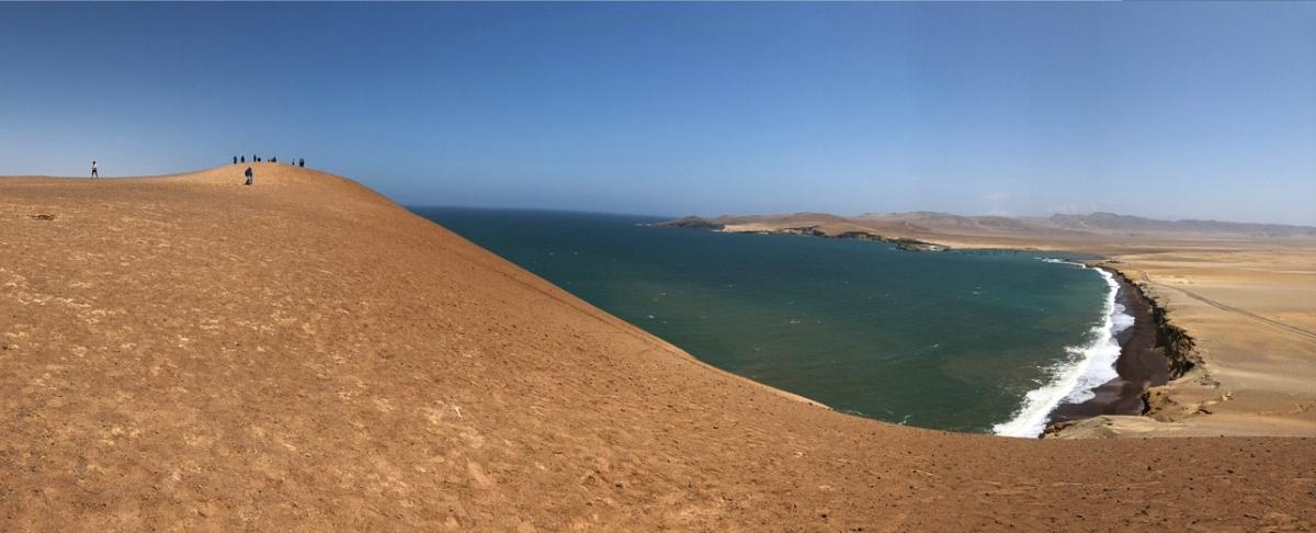 The Paracas Landscape