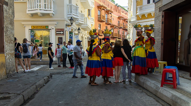 The Dazzling Vibe of Cartagena
